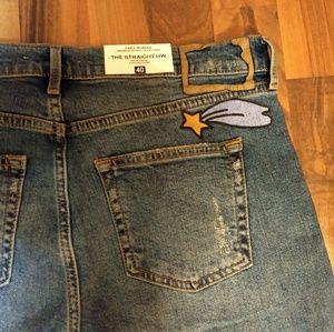 Zara Jeans - Zara Woman Miss Sunshine Jeans